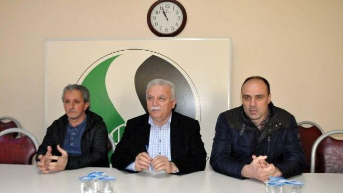 Selahattin Aydın: 'Sakaryaspor Kalan 12 Maçın Üstesinden Gelecektir'