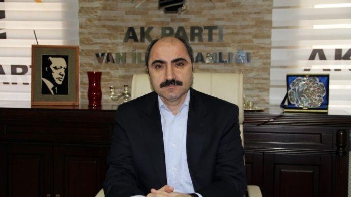 AK Partili Soğanda'dan HDP'li Hezer'e Sert Tepki