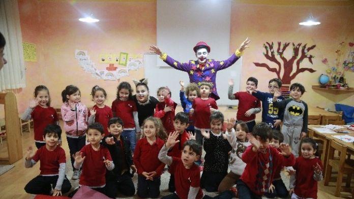 Alanya'da Çocuklar Tiyatroyla Buluşmaya Devam Ediyor