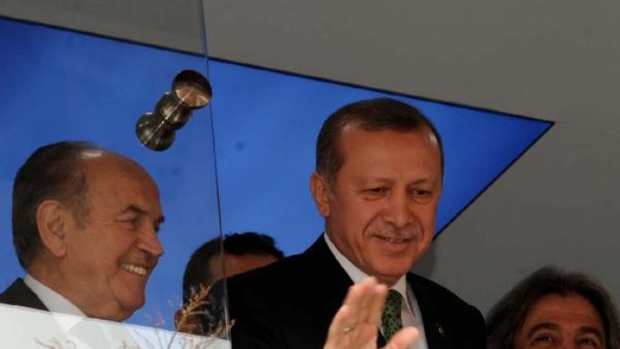 Cumhurbaşkanı Erdoğan doğum gününde Kasımpaşa'da (2)