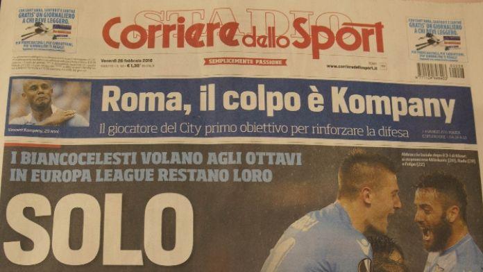 İtalyan basını Galatasaray'ı cesaretsiz olarak nitelendirdi