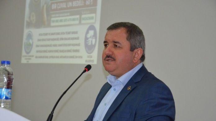 Fatsa'dan Bayır Bucak Türkmenlerine 110 Bin TL Yardım