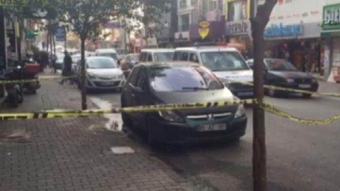 Bakırköy'de şüpheli araç paniği