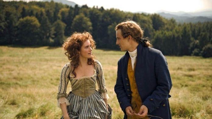 Osm'de 'Goethe'nin İlk Aşkı' Filmi Gösterildi