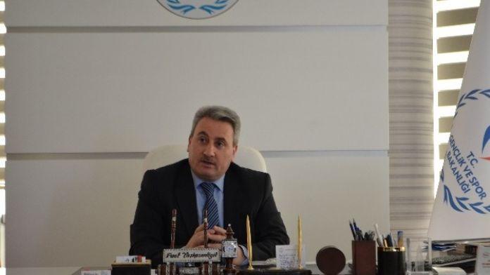 Ghsim'den Curling Dünya Şampiyonası'nın Erzurum'dan Alınması İle İlgili Açıklama