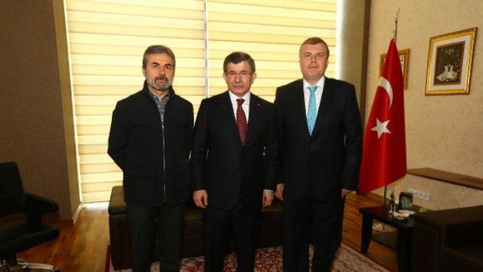 Torku Konyaspor Başbakanla görüştü