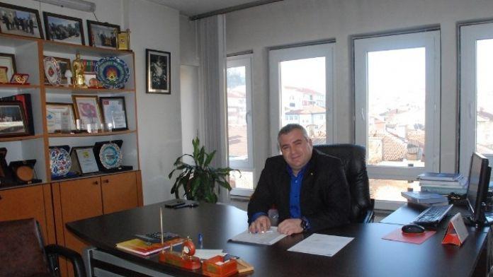 TSO Başkanı Levent, Genç Girişimcilerin Vergi Muafiyetleri Hakkında Bilgi Verdi