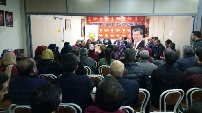 Torun: 'Doğum Günlerini Kutladığımız Liderlerimizin İzinde Gece Gündüz Çalışıyoruz'