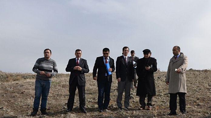 Afyonkarahisar 'İl Mera Komisyonu' Meraları Yerinde İnceledi