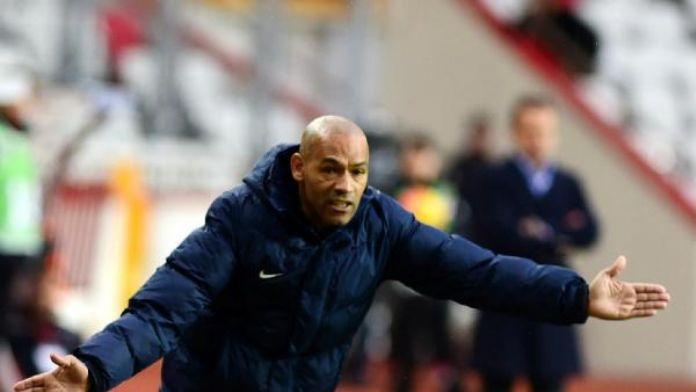 Antalyaspor teknik direktörü Morais Sivas'ta da yok