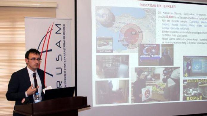 Türkiye-Rusya ilişkileri, ERÜ'de tartışıldı