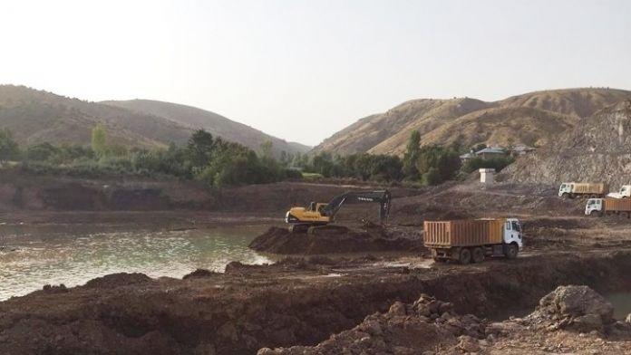 Kırklartepe Barajı Sulaması Proje Yapım İhalesi Gerçekleştirildi