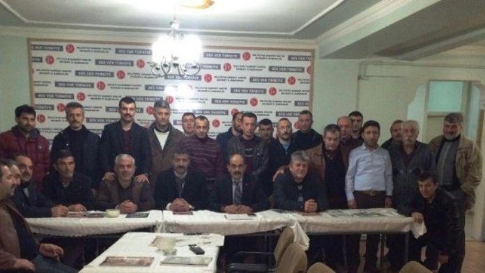 MHP'nin Yeni Yönetiminden İlk Açıklama