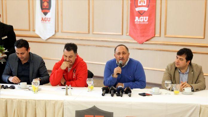 Abdullah Gül Üniversitesi Başantrenörü Avcı: