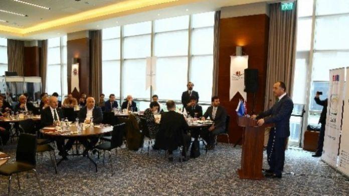 Bölgesel Belediye Başkanları Çalıştayı Düzenlendi