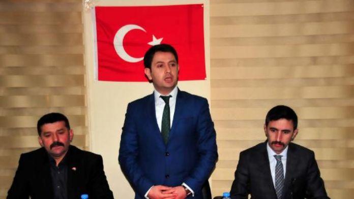 Tokat'ta MHP'nin yeni il başkanı göreve başladı