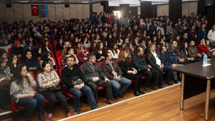 KBÜ'de 'Hocalı Katliamının Gerçeği Ve Ermeniler' Konulu Konferans
