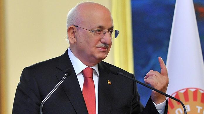 Meclis Başkanı'ndan CHP'ye flaş çağrı