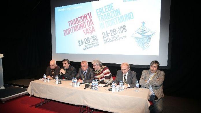 Dortmund'da 'Her Yönüyle Trabzon Günleri'