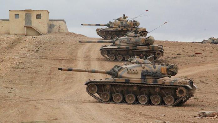 Suriye'den atılan 5 top mermisi Hatay'a düştü