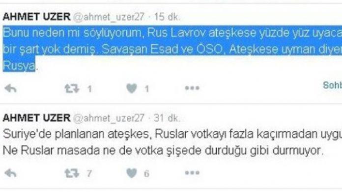 AK Partili vekilden Rusya'ya 'votkalı' gönderme
