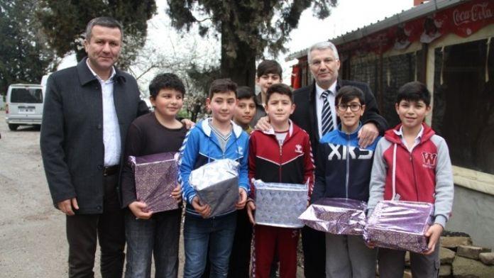 Başkan Vekili Özak, 'Enerjimizi Halkımızdan Alıyoruz'