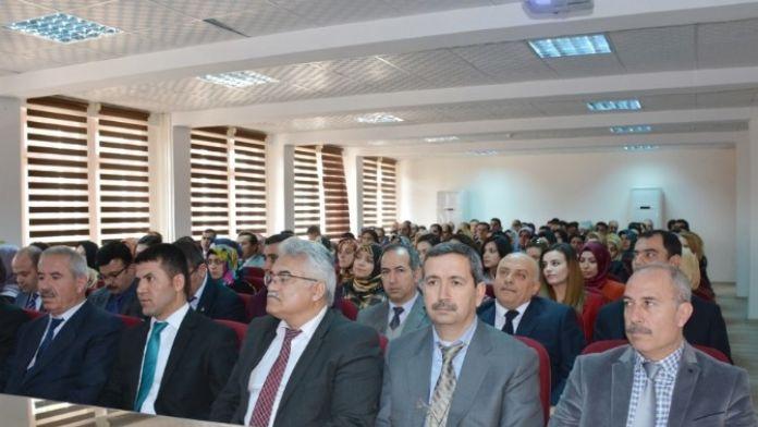 Aday Öğretmenlerle Tanışma Programı Düzenlendi