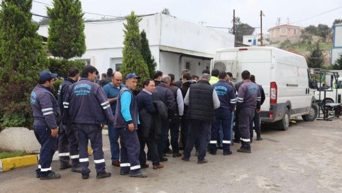 Urla Belediyesi'nin İşçileri Sağlık Taramasından Geçti