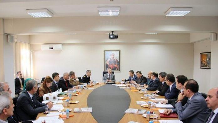 Bartın'da Hayat Boyu Öğrenme Ve Halk Eğitim Planlama Toplantısı Yapıldı