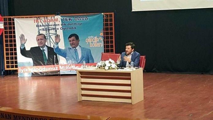 Aydın AK Parti, Erdoğan Ve Davutoğlu'nun Doğum Gününü Kutladı