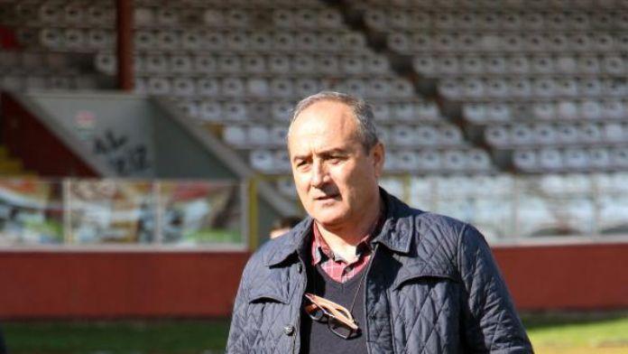 Metin Ateş: 1461 Trabzon maçını almamız gerekiyor