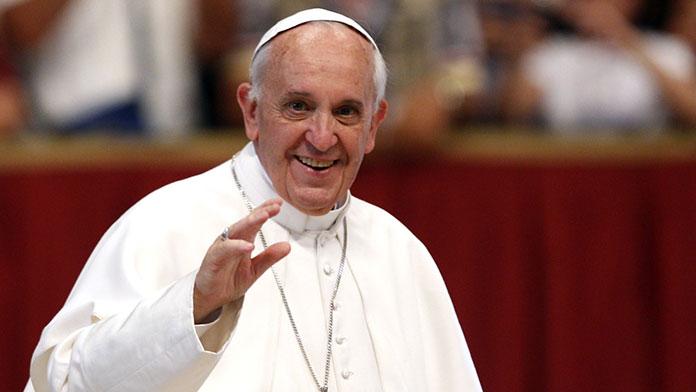 Katoliklerin dini lideri Papa Francis İnstagramda!