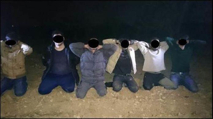 Gaziantep'te IŞİD'li 6 terörist gözaltına alındı