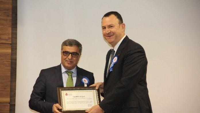 Gülsan Holding'e Vergi Ödülü