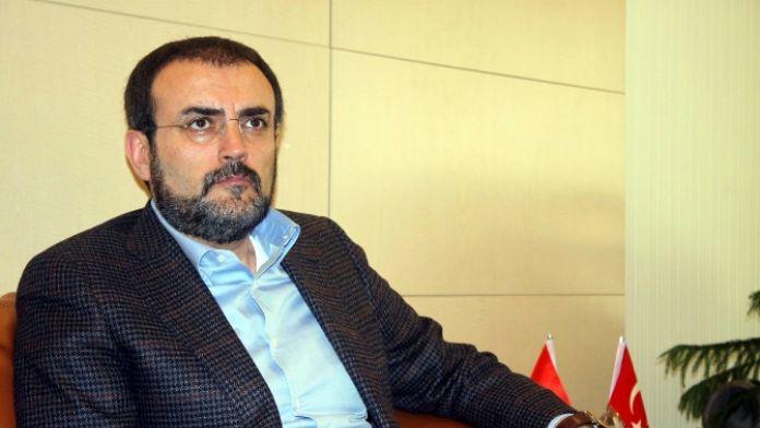 Bakan Ünal: 'PKK turistleri tehdit ediyor'