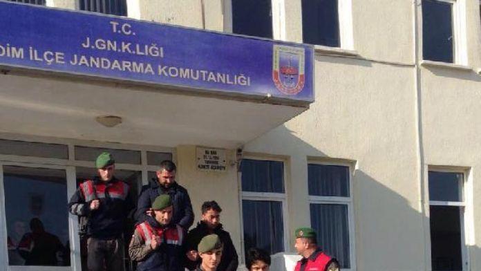 Didim'de göçmen kaçakçılığına 3 tutuklama