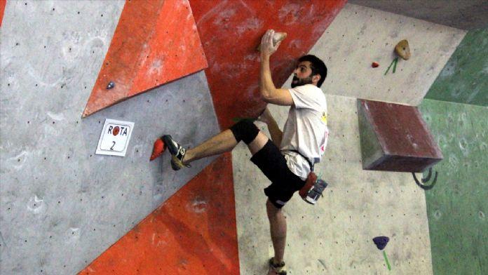 Spor Tırmanış Büyükler Boulder Türkiye Şampiyonası