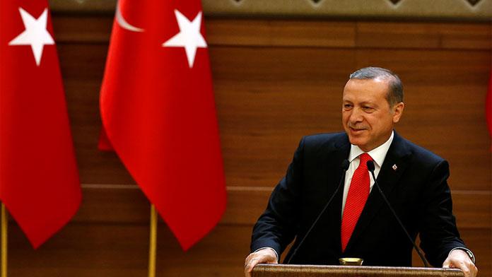 Erdoğan 'ın Ensar Vakfı Konuşmasından Çarpıcı Başlıklar