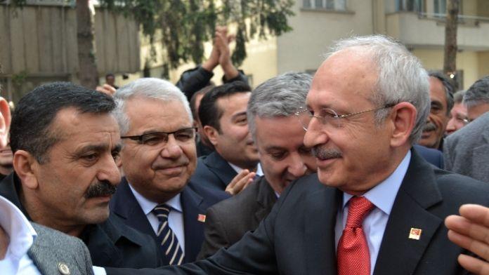 Kılıçdaroğlu Kayseri'de