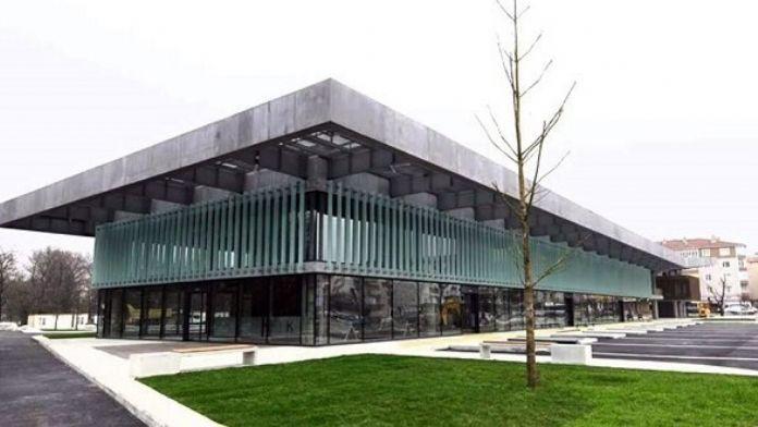 Yeni Terminalin İnşaatı Tamamlandı