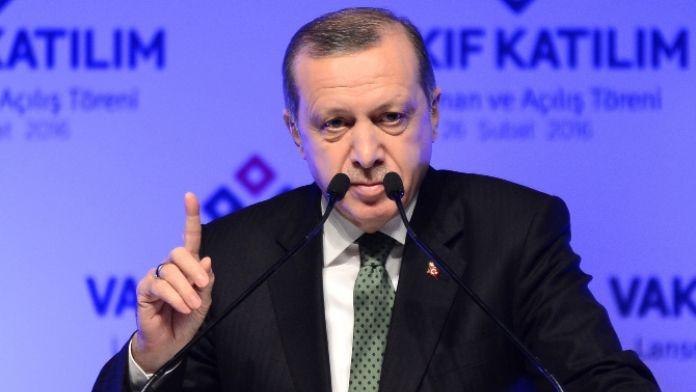 Cumhurbaşkanı Erdoğan'dan profesörlere çağrı