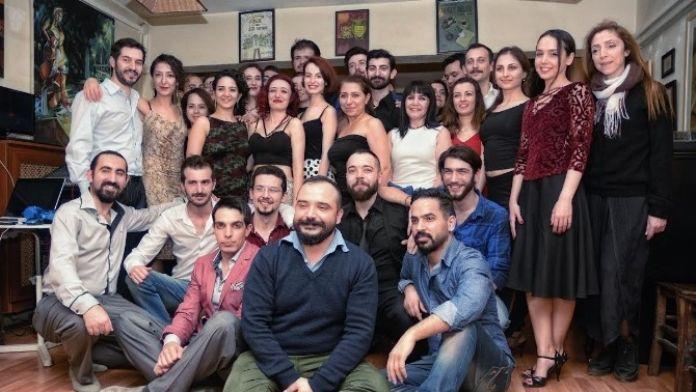 Dansın Renkleri Eskişehir'de Buluştu