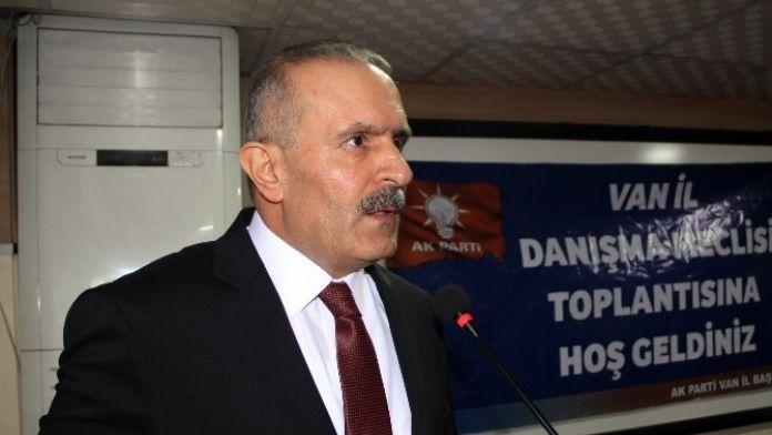 AK Partili Kayatürk'ten HDP'ye Eleştiri
