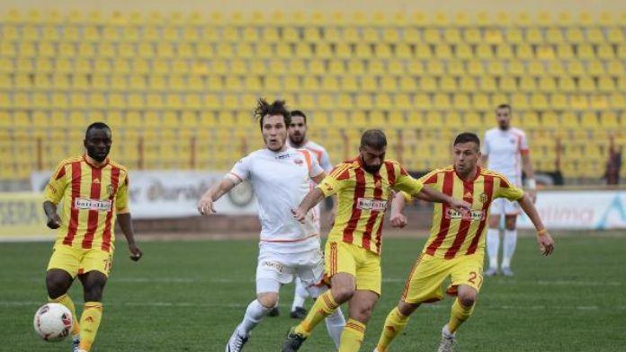 Alima Yeni Malatyaspor-Adanaspor Ek Fotoğrafları
