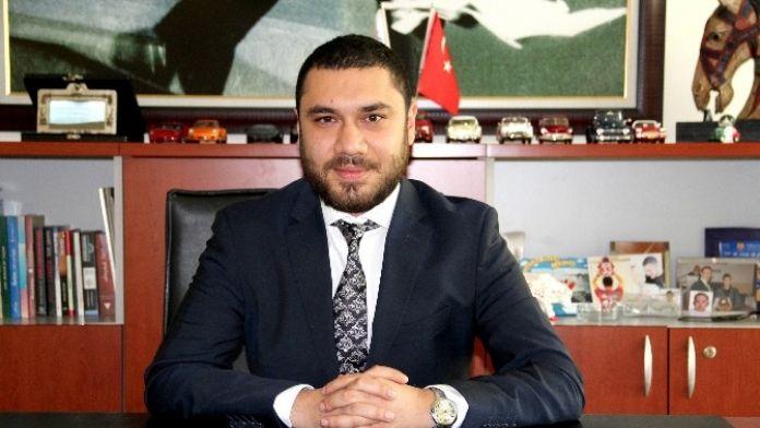 Serttaş: 'Mersin Türkiye'nin Ticaret Merkezi Olacak'