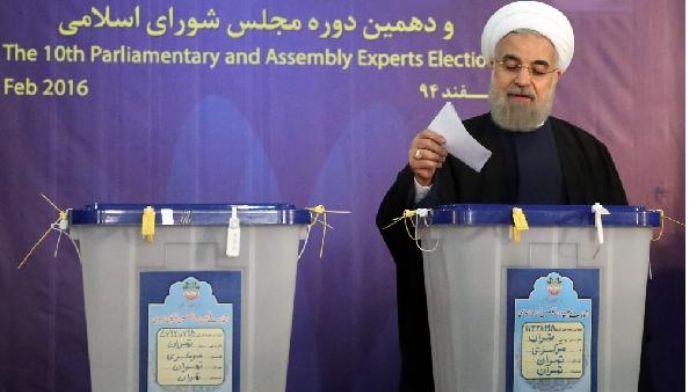 İran seçimleri Rafsancani ve Ruhani'nin zaferi ile sonuçlandı