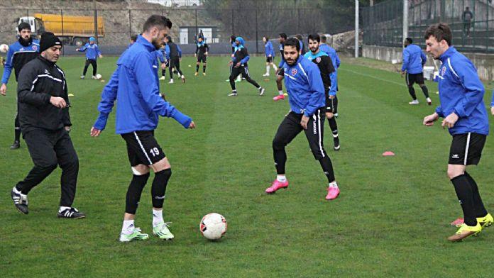 Kardemir Karabükspor, Altınordu maçına hazır