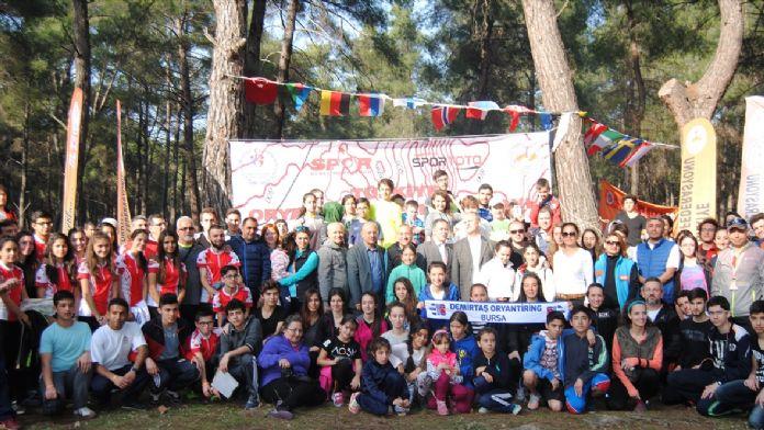 Uluslararası Antalya Oryantiring Günleri