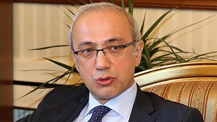 Başbakan Yardımcısı Lütfi Elvan açıklama yaptı