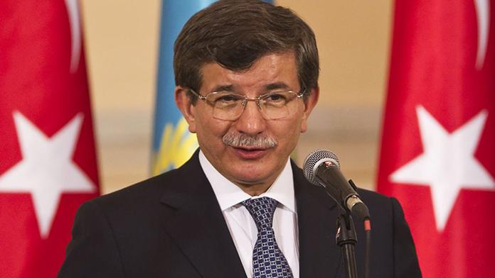 Başbakan Davutoğlu Ankara'ya geldi